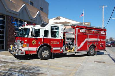 Avalon Engine 1134 2004 Pierce Enforcer 1250-1000 Photo by Chris Tompkins
