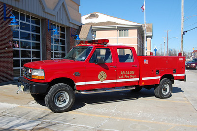Avalon Utility 1128 1994 Ford F350 - Reading Photo by Chris Tompkins