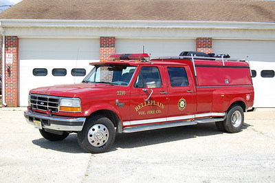 Belleplain Utility 2210 1994  Ford F350  Photo by Chris Tompkins