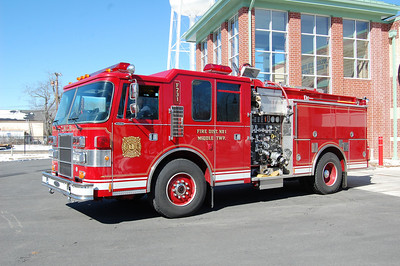 Cape May Court House Engine 731 1994 Pierce Dash 1250-1000 Photo by Chris Tompkins