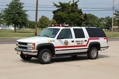 Erma Utility 6210 1998 Chevy Surburban Photo by Chris Tompkins