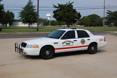 Erma Chief 6200 2008 Crown Vic Photo by Chris Tompkins