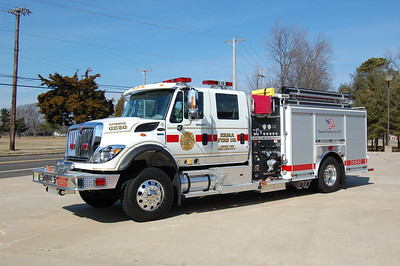Erma Engine 6230 2012 EOne WorkStar 1500-400 Photo by Chris Tompkins