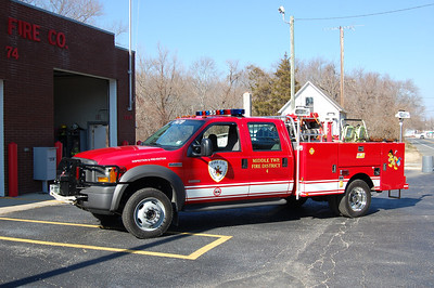 Goshen Utility 7470 2005 Ford F450-Stahl Photo by Chris Tompkins