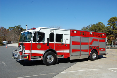Marmora Engine 1530 1998 Spartan-Saulsbury 1500-1000 Photo by Chris Tompkins