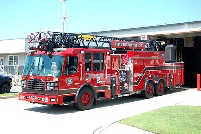 North Wildwood Ladder 2 2020 Ferrara Inferno 2000-500-107'  Photo by Chris Tompkins