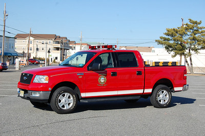 Anglesea Fire Police 297 2004 Ford F150 Photo by Chris Tompkins
