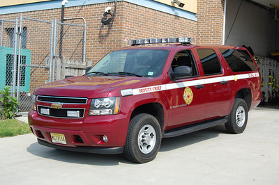 Ocean City Deputy Chief 2007 Chevy Surburban Photo by Chris Tompkins