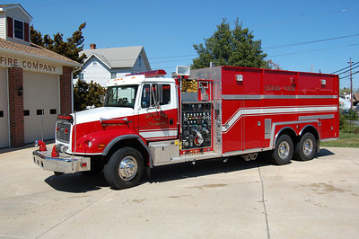 Ocean View Tanker 1745 1997 Freightliner - 3D 2000-4000 Photo by Chris Tompkins