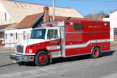 Ocean View Rescue 1776 2000 Freightliner-EVI Photo by Chris Tompkins