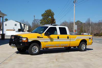 Seaville Utility 1911 1999 Ford F250 Photo by Chris Tompkins