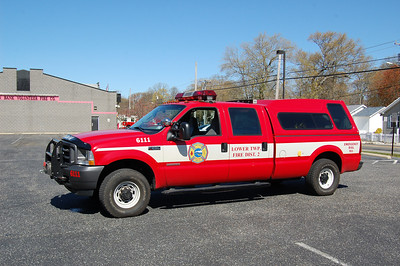 Town Bank Utility 6111 2003 Ford F250 Photo by Chris Tompkins