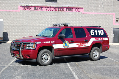 Town Bank Command 6110 2006 Chevy Surburban Photo by Chris Tompkins