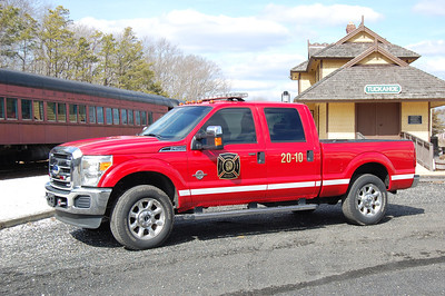 Tuckahoe Command 2010 2011 Ford F250 Photo by Chris Tompkins