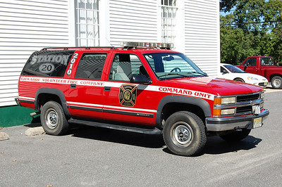 Tuckahoe Chief 2010 1997 Chevy Surburban
