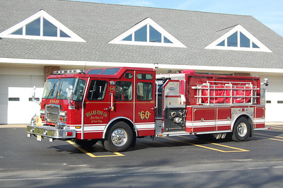 Villas Engine 640 2011 EOne Typhoon 1250-1800 Photo by Chris Tompkins