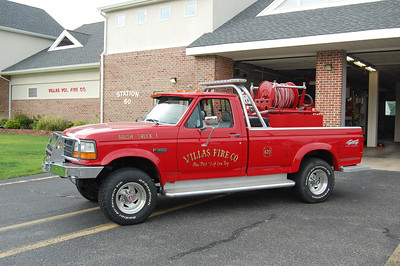 Villas Brush 620 1994 Ford F350 150-250 Photo by Chris Tompkins