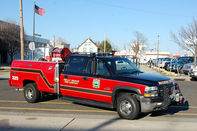 Wildwood Mini Pumper 329 2002 Chevy - Reading 200-250 Photo by Chris Tompkins
