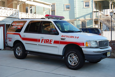 Wildwood Battalion 3-2 2001 Ford Expedition Photo by Chris Tompkins