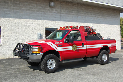 Bridgeton Brush 706 1998 Ford F350 250-250 Photo by Chris Tompkins
