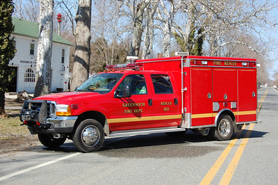 Greenwich Rescue 1421 2000 Ford F-550-EVI Photo by Chris Tompkins