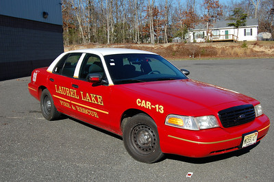 Laurel Lake of Commercial Township Car 13 1999 Ford Crown Victoria Photo by Chris Tompkins