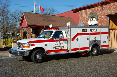 Mauricetown of Commercial Township Rescue-Cascade 12-21 1998 Ford F Superduty - EVI Photo by Chris Tompkins