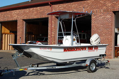 Mauricetown of Commercial Township Marine 12 2009 17' Carolina Skiff Photo by Chris Tompkins