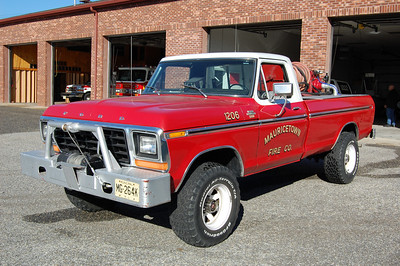 Mauricetown of Commercial Township Brush 12-06 1978 Ford F250 200-250