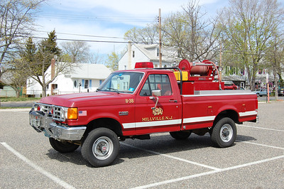 Millville Brush 38 1989 Ford F350 250-250 Photo by Chris Tompkins
