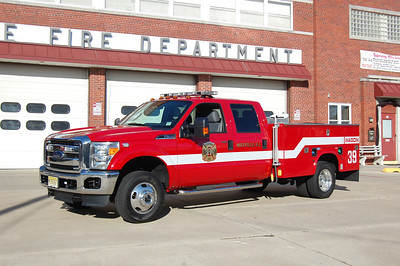 Millville Utility 39 2013 Ford F350 Photo by Chris Tompkins