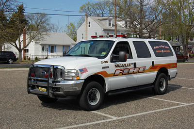 Millville C 35 2003 Ford Excursion