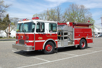 Millville Engine 35 1990 Spartan-ALF 1250-750 Photo by Chris Tompkins