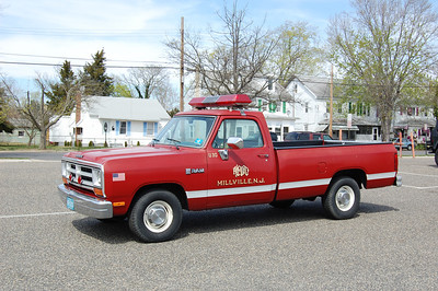 Millville Utility 30 1988 Dodge Ram Photo by Chris Tompkins