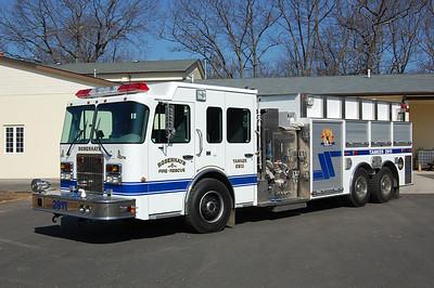 Rosenhayn of Deerfield Twp, Tanker 2911 2005 Spartan S&S 1750-2500 EX-Carmel, NJ Photo by Chris Tompkins