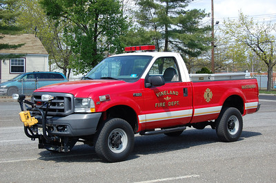Vineland M1 2004 Ford F350 Photo by Chris Tompkins