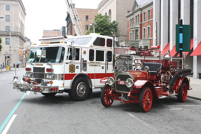 Newark Fire Department Historical Association 44th Anniversary & Annual Antique Fire Apparatus Parade and Muster 2011