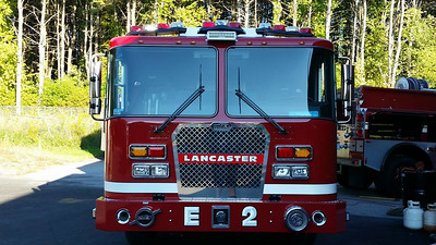 Engine 2 - 2016 KME Panther