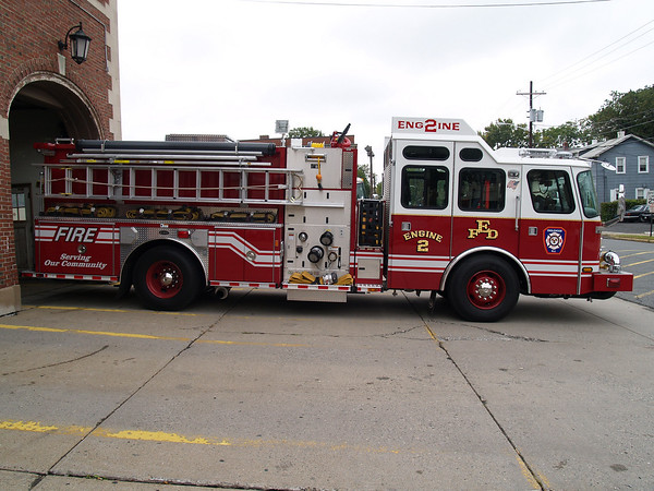 Englewood, NJ - Engine 2