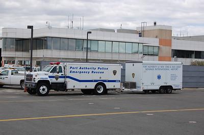 Newark International Airport Major Disaster Unit Photo by Chris Tompkins