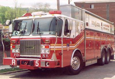 C.T. FDNY Rescue 5 (2004)