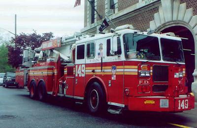 C.T. FDNY TL-149 (2004)