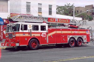 FDNY 47 Truck (2005)