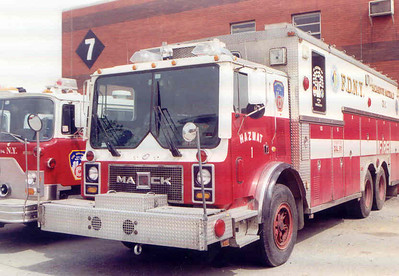 C.T. FDNY Haz-Mat 1 (2003)