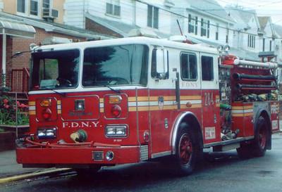 C.T. FDNY E-284 (2004)