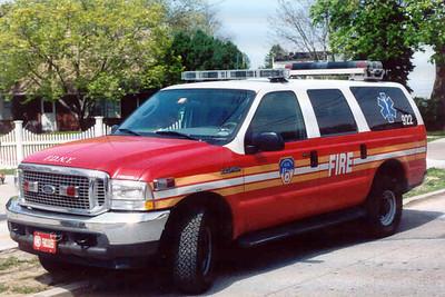 FDNY - EMS Battalion (2004)