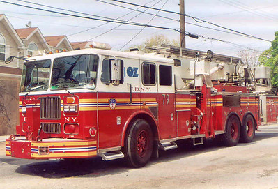 C.T. FDNY TL-79 (2004)