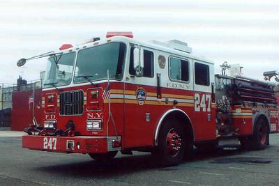 C.T. FDNY E-247 (2004)