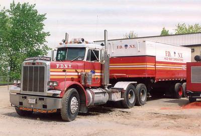 FDNY Haz-Mat Ops TT (2003)