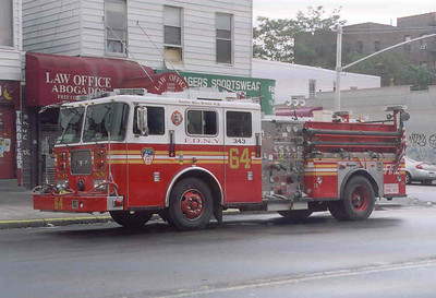 FDNY E-64 (2005)